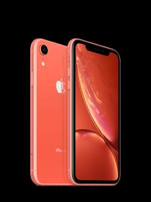 iPhone XR 256GB Coral Dual SIM (Nano + Nano)