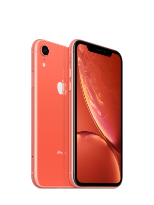 iPhone XR 128GB Coral Single SIM (Nano + eSIM)