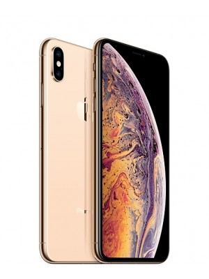 iPhone XS MAX 256GB Gold Single SIM (Nano + eSIM)