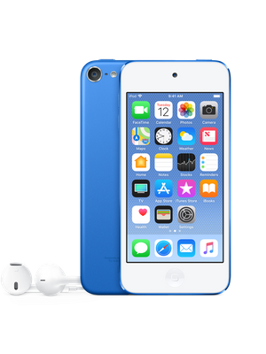 iPod Touch 6th Gen 32GB - Blue