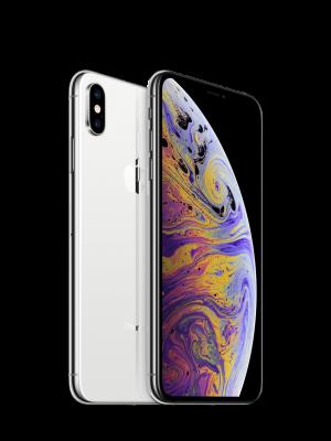 iPhone XS MAX 512GB Silver Dual SIM (Nano + Nano)