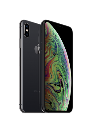 iPhone XS MAX 256GB Space Gray Single SIM (Nano + eSIM)