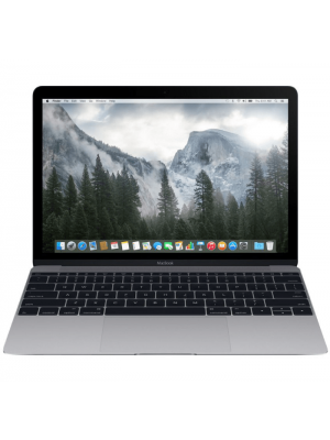 New Macbook 12-inch 256GB Gray - MNYF2