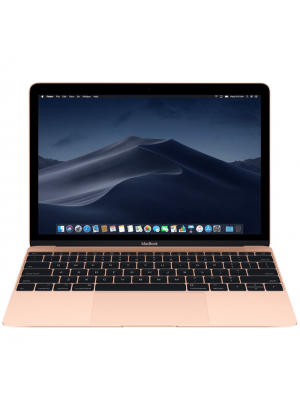 New Macbook 12-inch 256GB Gold - MNYK2