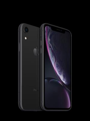 iPhone XR 128GB Black Single SIM (Nano + eSIM)