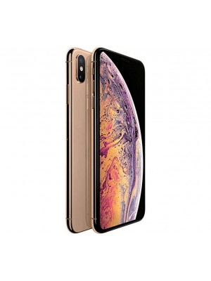 iPhone XS MAX 64GB Gold Dual SIM (Nano + Nano)