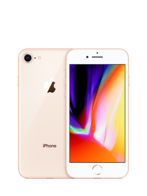 iPhone 8 64GB Gold (Original) Garansi Resmi Apple