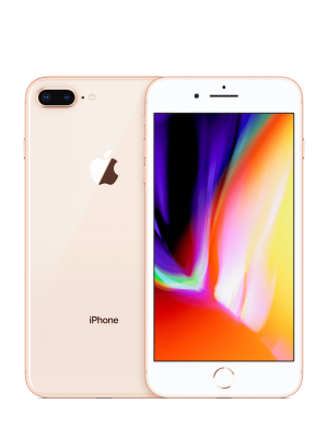 iPhone 8 Plus 256GB Gold (Original) Garansi Resmi Apple