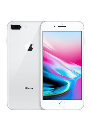 iPhone 8 Plus 256GB Silver (Original) Garansi Resmi Apple