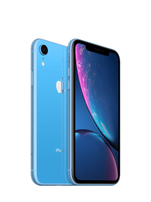 iPhone XR 256GB Blue Dual SIM (Nano + Nano)