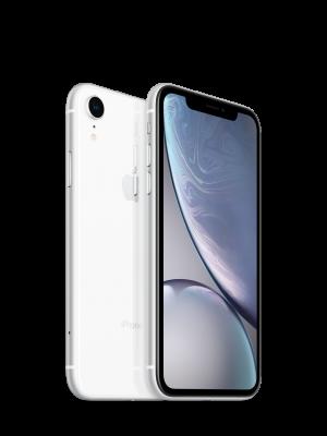 iPhone XR 128GB White Single SIM (Nano + eSIM)