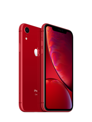 iPhone XR 256GB Red Dual SIM (Nano + Nano)