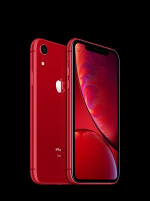 iPhone XR 128GB Red Single SIM (Nano + eSIM)