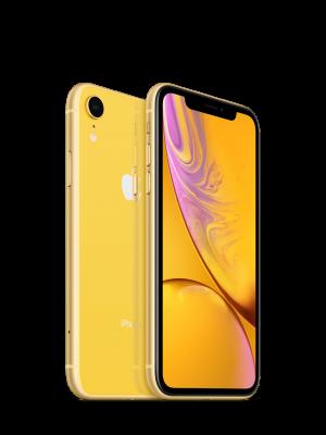 iPhone XR 128GB Yellow Single SIM (Nano + eSIM)